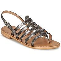 kengät Naiset Sandaalit ja avokkaat Les Tropéziennes par M Belarbi HERCRIS Argenté