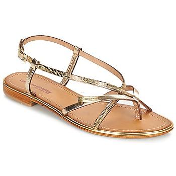 kengät Naiset Sandaalit ja avokkaat Les Tropéziennes par M Belarbi MONACO Dore