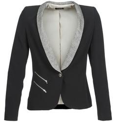 vaatteet Naiset Takit / Bleiserit One Step VIOLON Black