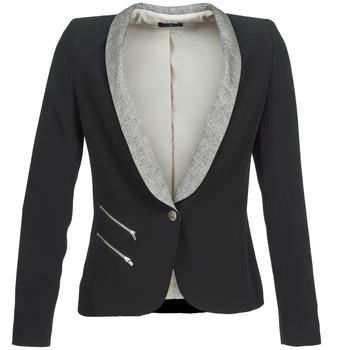 vaatteet Naiset Takit / Bleiserit One Step VIOLON Musta