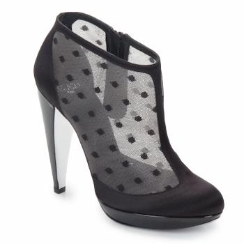 kengät Naiset Nilkkurit Azzaro INTERLUDE Black