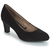 kengät Naiset Korkokengät Tamaris LETICIA Black