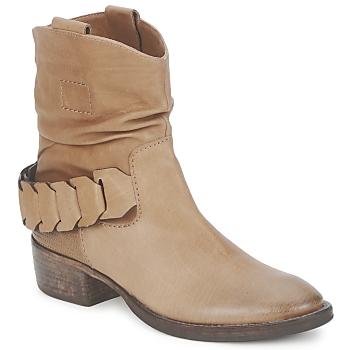 kengät Naiset Bootsit Kennel + Schmenger SAMBA WEST Truffle