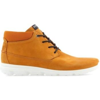 kengät Miehet Bootsit Ecco Mens  Calgary 834334-59685 brown