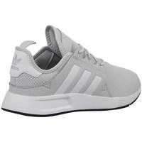 kengät Lapset Matalavartiset tennarit adidas Originals X Plr C Harmaat