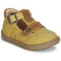 kengät Pojat Sandaalit ja avokkaat GBB AREZO Sinappi