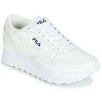 kengät Naiset Matalavartiset tennarit Fila ORBIT ZEPPA L WMN White