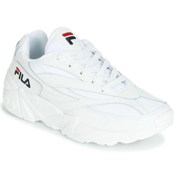kengät Naiset Matalavartiset tennarit Fila VENOM LOW WMN White