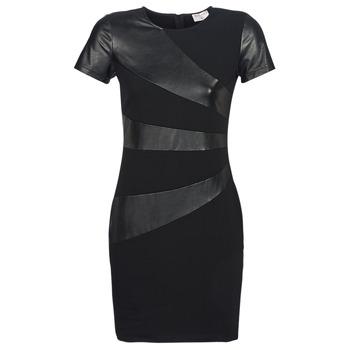 vaatteet Naiset Lyhyt mekko Moony Mood JOULOU Black