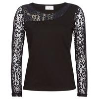 vaatteet Naiset Topit / Puserot Moony Mood JOULETTE Black