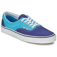 kengät Naiset Matalavartiset tennarit Vans ERA Blue