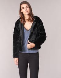 vaatteet Naiset Pusakka Only ONLCHRIS Black