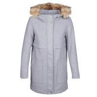 vaatteet Naiset Paksu takki Only ONLNOAH Grey