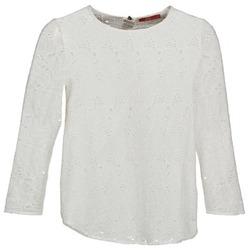 vaatteet Naiset T-paidat pitkillä hihoilla Esprit VASTAN White