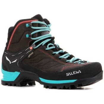 kengät Naiset Vaelluskengät Salewa WS MTN Trainer MID GTX 63459 0674 grey