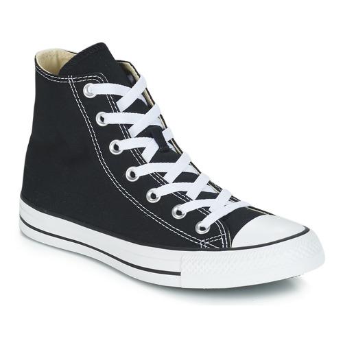 kengät Korkeavartiset tennarit Converse CHUCK TAYLOR ALL STAR CORE HI Black