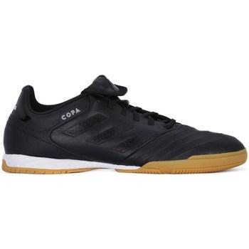 kengät Miehet Jalkapallokengät adidas Originals Copa 183 IN Mustat