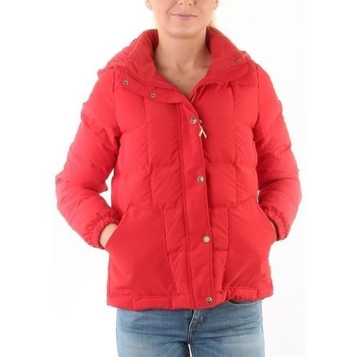 vaatteet Naiset Toppatakki Levi's Heritage Down Puffer 18969-0000 red