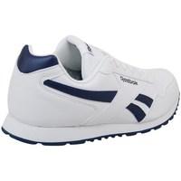 kengät Lapset Matalavartiset tennarit Reebok Sport Royal Glide Valkoiset