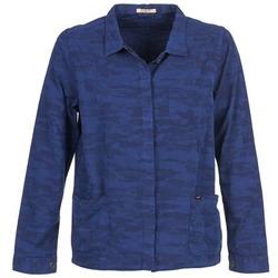 vaatteet Naiset Takit / Bleiserit Lee CAMO Blue