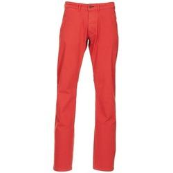 vaatteet Miehet Chino-housut / Porkkanahousut Jack & Jones BOLTON DEAN ORIGINALS Red