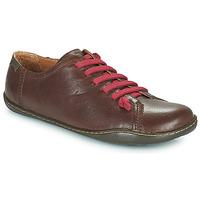 kengät Naiset Derby-kengät Camper PEU CAMI Brown