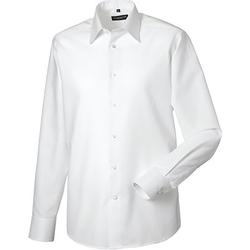 vaatteet Miehet Pitkähihainen paitapusero Russell 922M White