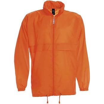 vaatteet Miehet Tuulitakit B And C JU800 Orange