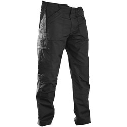 vaatteet Miehet Reisitaskuhousut Regatta TRJ331L Black