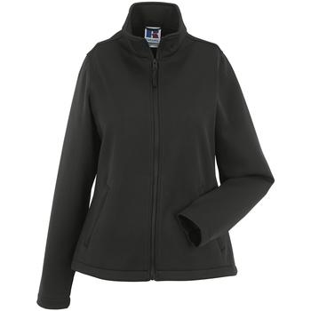 vaatteet Naiset Fleecet Russell R040F Black