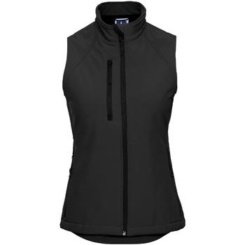 vaatteet Naiset Neuleet / Villatakit Russell R141F Black