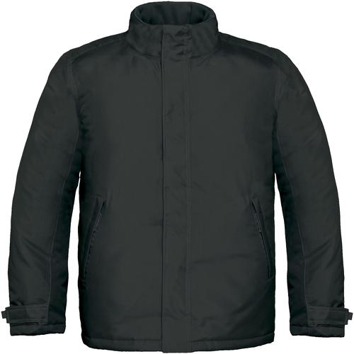 vaatteet Miehet Tuulitakit B And C Real+ Black
