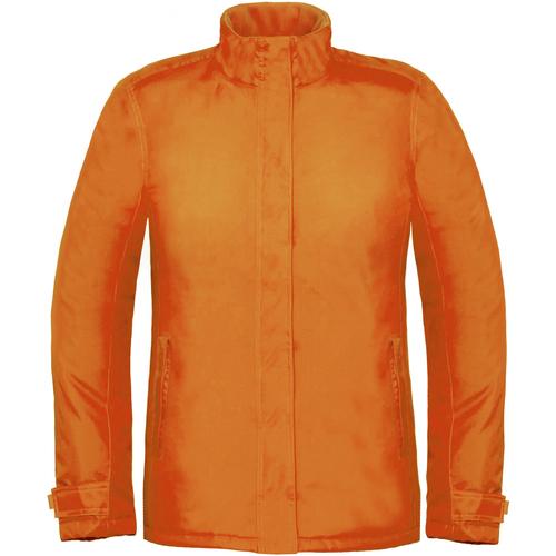 vaatteet Naiset Tuulitakit B And C Real+ Orange