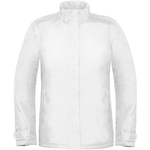 vaatteet Naiset Tuulitakit B And C Real+ White