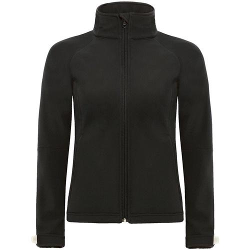 vaatteet Naiset Tuulitakit B And C JW937 Black