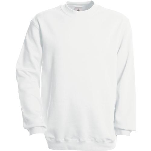 vaatteet Miehet Svetari B And C Modern White