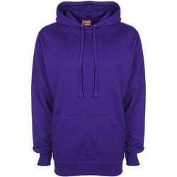 vaatteet Miehet Svetari Fdm FH001 Purple