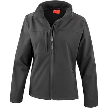 vaatteet Naiset Tuulitakit Result R121F Black