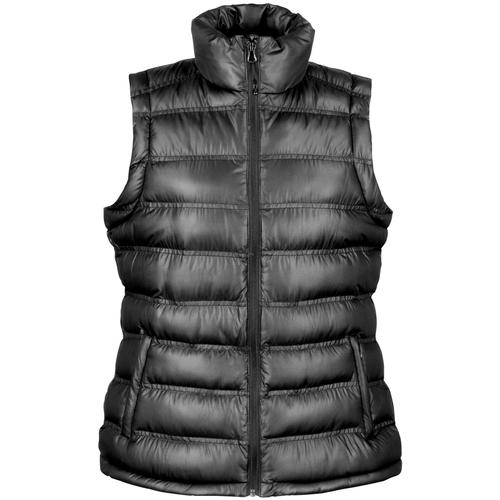vaatteet Naiset Toppatakki Result Ice Bird Black