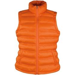 vaatteet Naiset Toppatakki Result Ice Bird Orange
