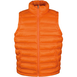 vaatteet Miehet Toppatakki Result R193M Orange