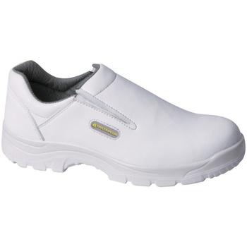 kengät Lääketieteen/elintarviketeollisuuden ala Delta Plus Safety White