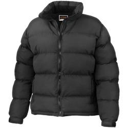 vaatteet Naiset Toppatakki Result R181F Black