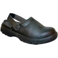 kengät Naiset Puukengät Dennys DK41 Black