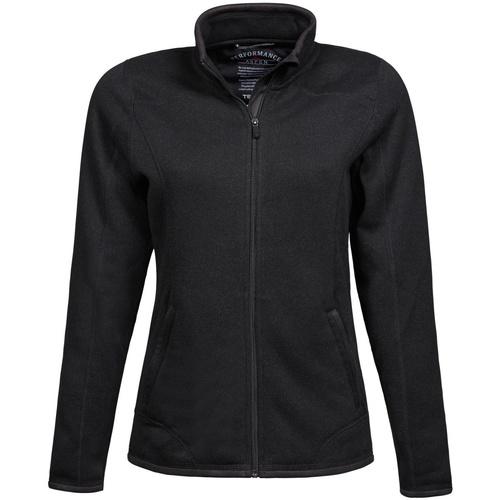vaatteet Naiset Fleecet Tee Jays TJ9616 Black