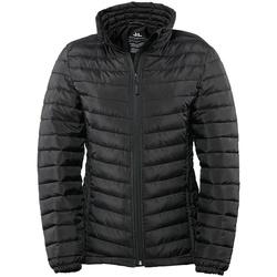 vaatteet Naiset Toppatakki Tee Jays TJ9631 Black