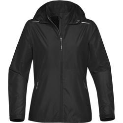 vaatteet Naiset Tuulitakit Stormtech KX-1W Black