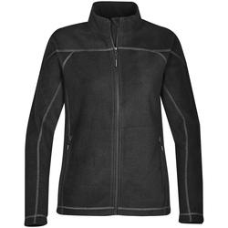 vaatteet Naiset Fleecet Stormtech Reactor Black
