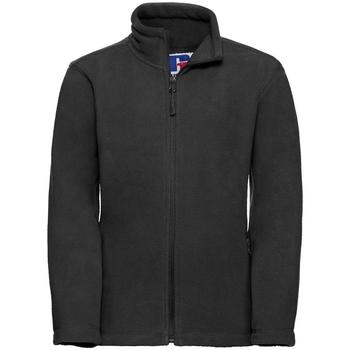 vaatteet Pojat Fleecet Jerzees Schoolgear 8700B Black