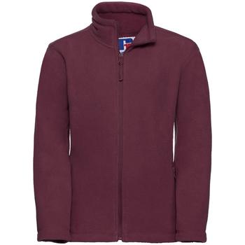 vaatteet Lapset Fleecet Jerzees Schoolgear 8700B Burgundy